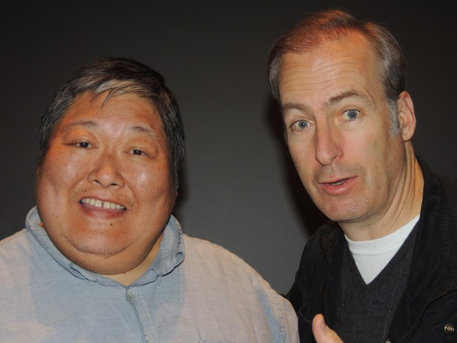 Nathan and Bob Odenkirk