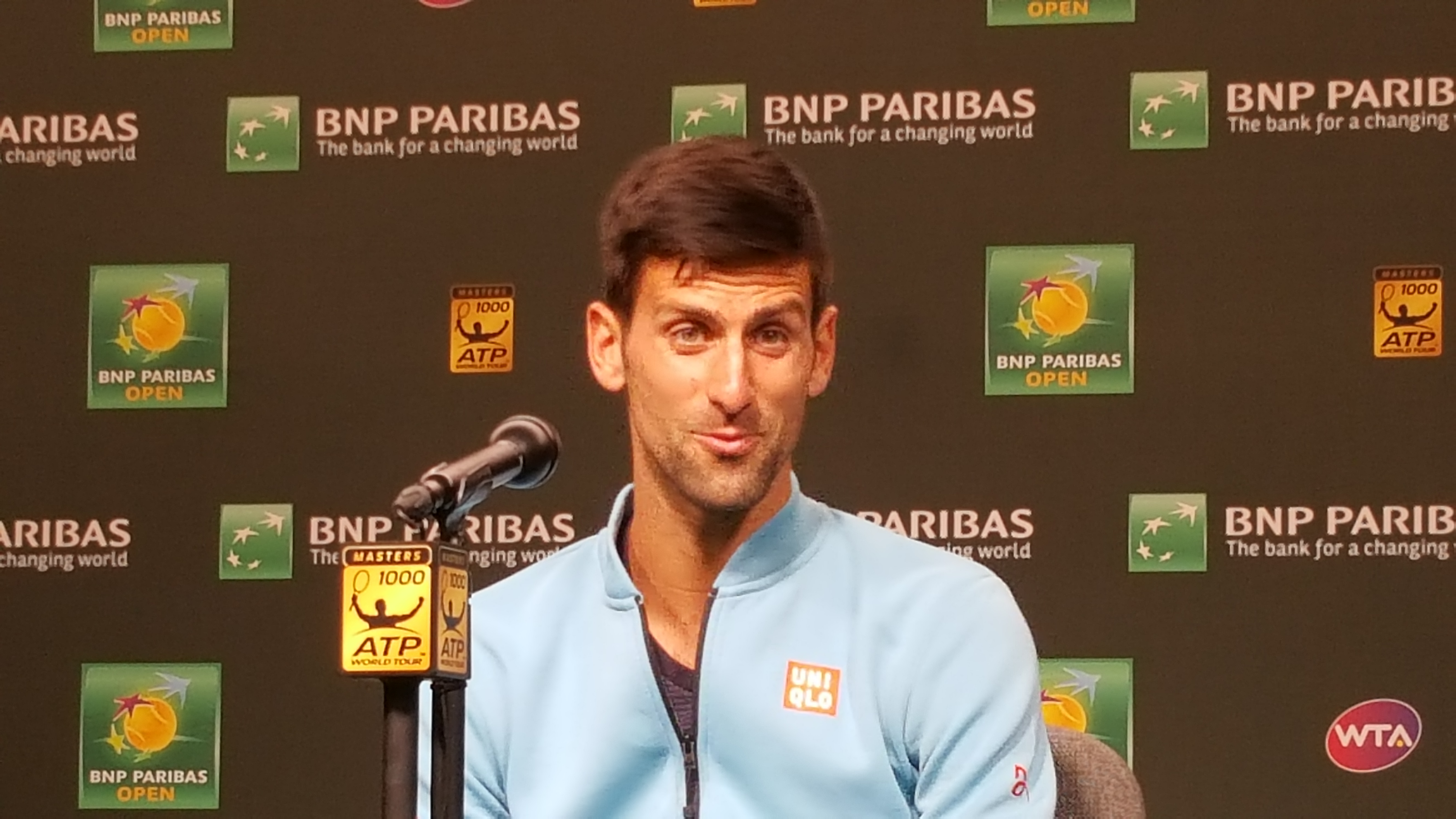 3-12-17 Novak Djokovic