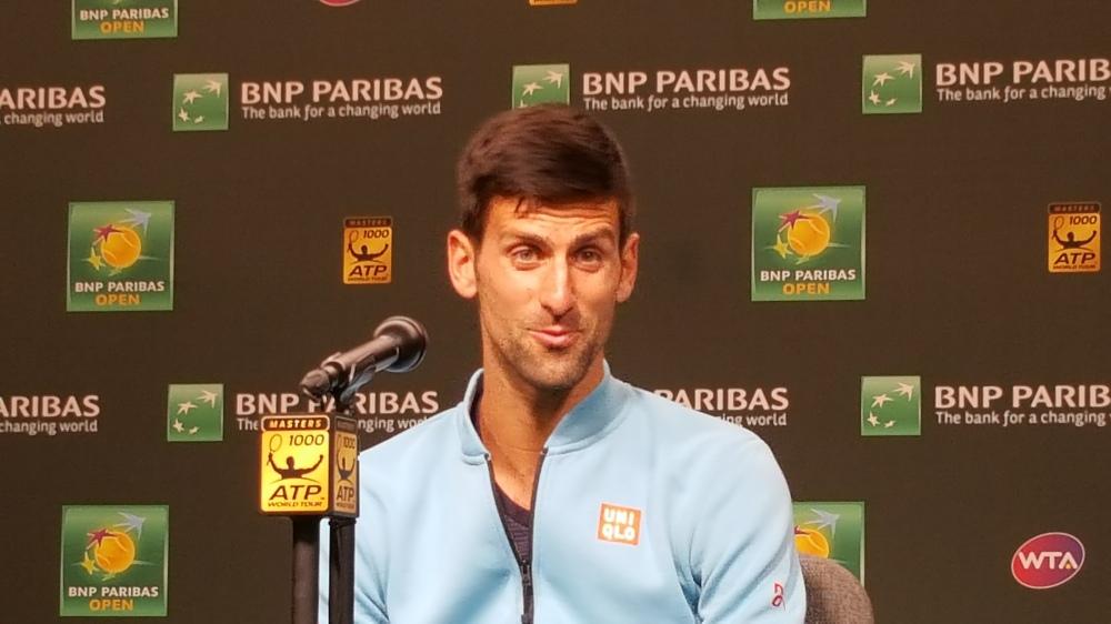 3-12-17 Novak Djokovic