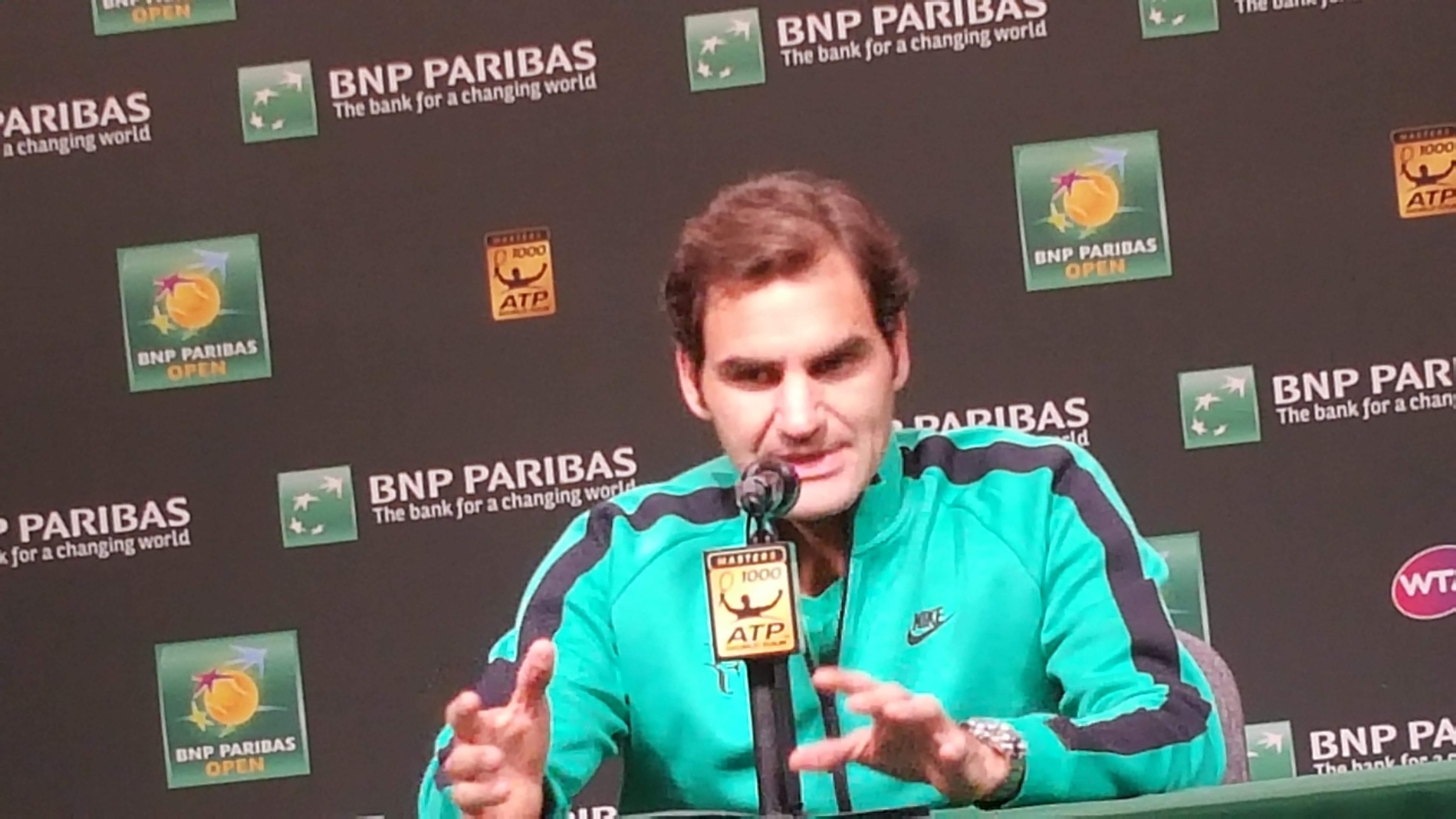 3-12-17 Roger Federer